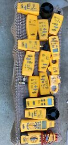 Fieldpiece Multimeter Hs36 dl3 With Multiple Heads For Hvac Testing used Kit