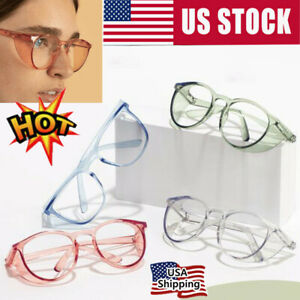Safety Goggle Glasses Clear Uv Protection Anti scratch Anti Fog Safety Glasse Mk