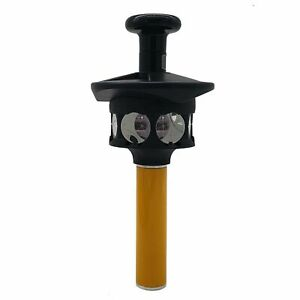 360 Degree Reflective Prism For Trimble Total Station Reflector Height Adapter