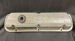Cobra Powered By Ford Motorsports Performance Aluminum Engine Valve Cover