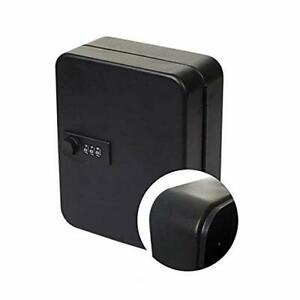 Steel Key Cabinet Security Box Wall Mount With Combination Lock And Radom Col