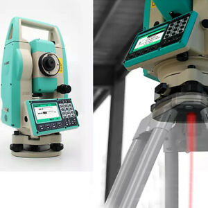 New Ruide 1000m Non prism Touch Screen Guide Light Rcs Total Station