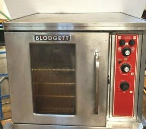 Blodgett Half Size 240v Electric Commercial 1 2 Convection Oven Tech tested Used