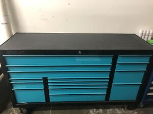 Snap On 73 Classic Series Roll Cab Tool Chest New