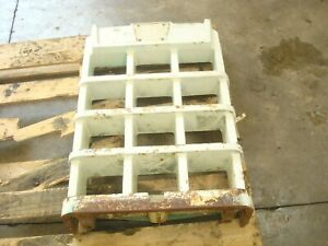 1966 Oliver 1650 Gas Tractor Grille