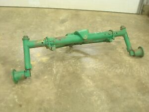 1966 Oliver 1650 Gas Tractor Wide Front End Assembly