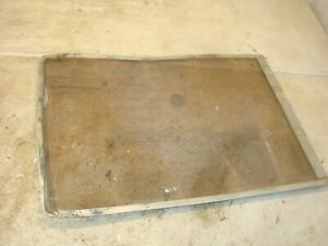 1966 Oliver 1650 Gas Tractor Grille Radiator Screen