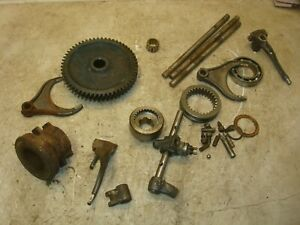 1966 Ford 3000 Tractor 8 Speed Transmission Shift Forks Parts