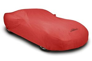 Coverking Red Triguard Custom Tailored Car Cover For Chevy Camaro Fits 2012 Camaro