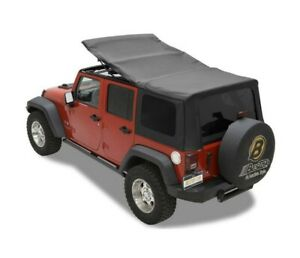 Bestop For Sailcloth Replace A Top Jeep 2007 2009 Wrangler Unlimited