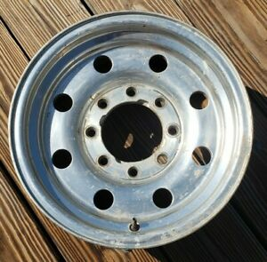 Rare 16 Inch Obs Ford F250 F350 1997 Alcoa Forged Wheel 8 On 6 5 Pre 1998