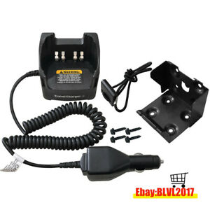 Travel Car Charger Fit Motorola Apx6000 Apx7000 Apx8000 Srx2200 Portable Radio