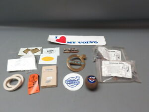 Volvo 444 Pv Pin Emblems Grill Badge Misc Accessories 1945 67