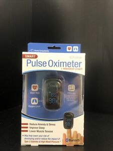 Ichoice Ox200 Smart Pulse Oximeter Relaxation Coach Bluetooth