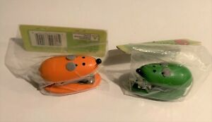 Jack Rabbit Creations Mini Mouse Stapler Set Of 2 New In Packs More Colors