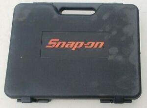 Snap On Cordless Screwdriver Storage Case Manual Included For Cts561 Cl Cls