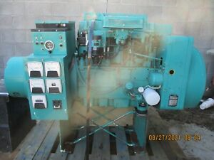 Onan 15 Kw Natural Gas Generator Auto Transfer Switch Ex Condition