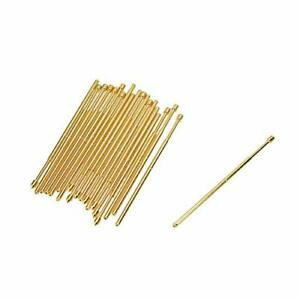 Dahszhi Spring Pressure Test Probes Pa11 e 1 3mm Spear Tip 33 3mm Length For