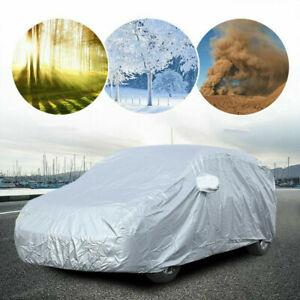 Car Cover Waterproof Outdoor Protection Dust Uv Ray Rain Snow Proof Accessory Fits 2013 Mustang