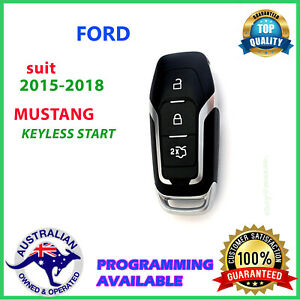 Ford Mustang Smart Key 2015 2016 2017