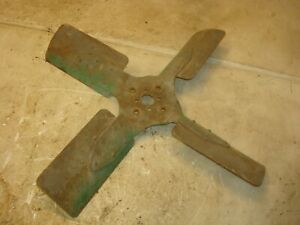 Oliver 1800 Gas Tractor Fan