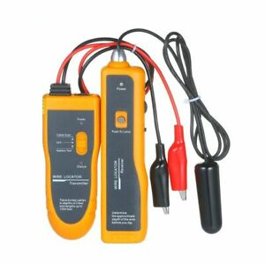 Underground Cable Detector Portable Wire Locator Instrument Conceal Line Finder