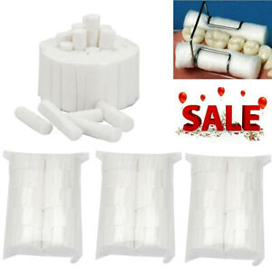 3packs Dental Surgical Disposable Cotton Rolls 3 8 High Absorbent 30rolls