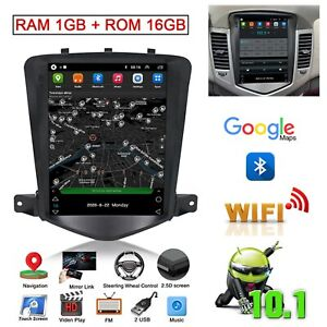 For Chevy Cruze 2009 2014 9 7 Vertical Android 10 1 Car Radio Stereo Gps Wifi