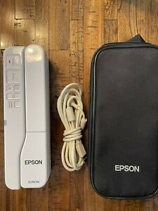 Epson elpdc06 Document Camera With Usb Case Works Perfectly