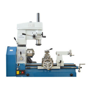 110v Multi function Lathe Drilling And Milling Combination