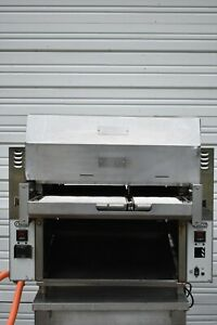 2018 Nieco Jf63 2g Natural Gas Automatic Broiler