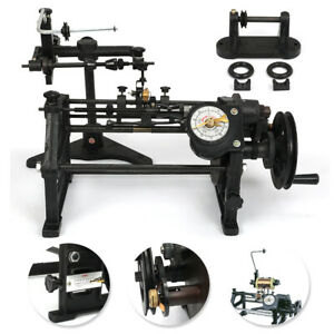 Coil Winder Hand operated Manual Winding Machine Automatic Wiring Function Nz 2