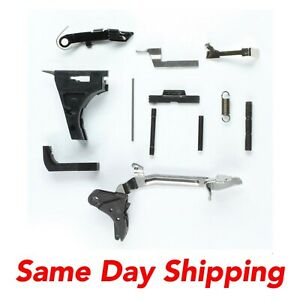 Lone Wolf Lower Parts Kit LWD FrameKit P80 SC P80 PF940SC w Mag Release Sprng $57.99
