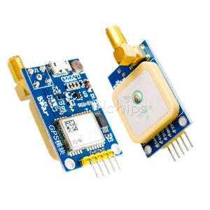 Neo 6m Neo 7m Micro Usb Gps Satellite Positioning Module Stm32 C51 For Arduino