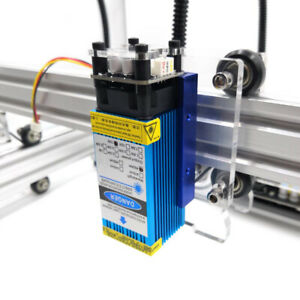 550mw 405nm Laser Module Adjust Focus Blue Laser Engraving And Cutting Control
