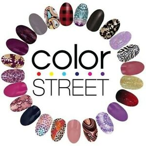 Color Street Nail Strips PICK YOUR NAILS IN STOCK ITEMS $13.00