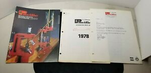 Pacific Reloading Tools Catalogs $6.25