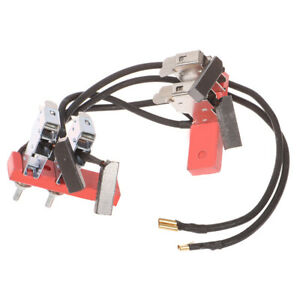 3kw 50kw Diesel Generator Conductive Carbon Brush Assembly On Stc Generator