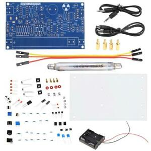 Assembled Diy Geiger Counter Kit For Detection Of 20mr h 120mr h Of Gamma Rays
