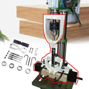 Woodworking Mortising Hole Chisel Drilling Locator Machine Mortising Kit Usa