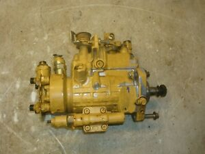 New Holland Ts110 Tractor Injection Pump