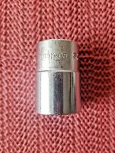 New Listingsnap On 12 Drive 12 Point 34 Socket No Sw241 Made In The Usa