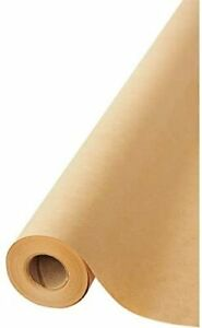 Brown Kraft Paper Jumbo Roll 17 75 X 1200 100ft Made In Usa Ideal For G