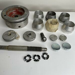 Lot Of Ammco Brake Lathe Parts Accessories New Used Vintage