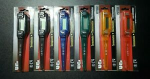 Uei Test Instruments Pdt550 Waterproof Digital Thermometer Color May Vary
