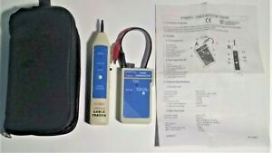 Velleman Components Vttest11 cable Detector tester Tone Generator Trace Probe