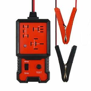 Automotive Relay Tester Diagnostic Test And Measurement Toolscode Readers And