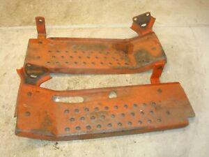 1957 Ford 861 Tractor Running Boards 800