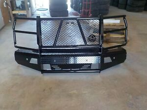 Ranch Hand Summit Front Bumper Fsc201bl1 Factory 2nd Chevy 2500 3500 2020 2021