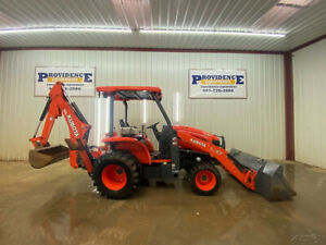 2018 Kubota L47 Tlb Hst With Orops 4x4 Manual Quick Attach Tl1300 Loader